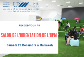 Salon de l'orientation de l'UPM