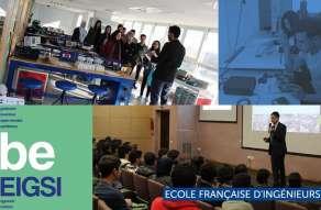 Journée portes ouvertes EIGSI Casablanca, 2 février2019