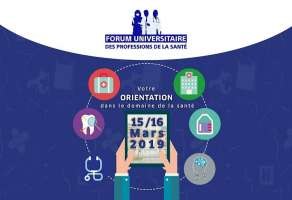 L'UM6SS organise son 3ème Forum Universitaire des Professions de la Santé