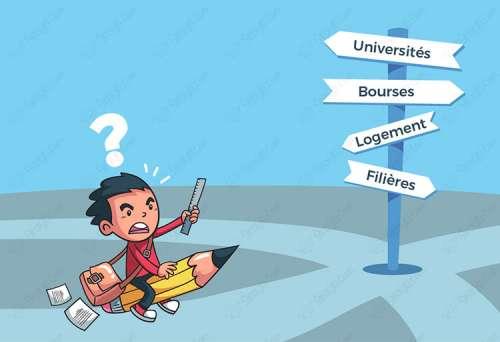 Guide de l'élève lycéen vers l'université marocaine